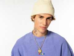 Justin Bieber said returning to the Kids' Choice Awards stage would be a 'full-circle moment' after he was unveiled as this year's headline act (Mary Ellen Matthews/Nickelodeon/PA)