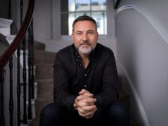 David Walliams (BBC Maestro/PA)