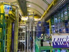 New results from Cern have challenged the leading theory in physics (Cern/PA)