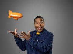 Kenan Thompson hosted the Kids' Choice Awards (Nickelodeon/PA)