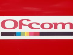 Ofcom has fined China's state-owned broadcaster £225,000 (Dominic Lipinski/PA)