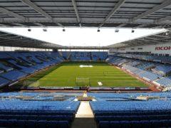 Coventry will be back playing their home matches at the Ricoh Arena next season (Nigel French/PA)