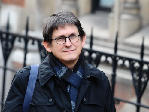 Former Guardian editor-in-chief Alan Rusbridger told the Lords he feels 'highly independent' (Ian West/PA)