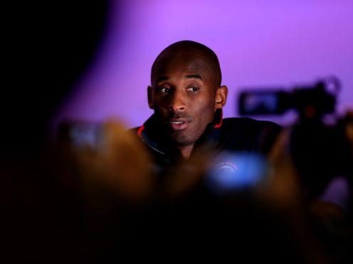 Kobe Bryant (Stephen Pond/PA)