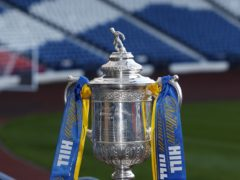 The Scottish Cup will resume this month (Danny Lawson/PA)