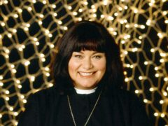 Dawn French as the Vicar of Dibley (BBC/PA)