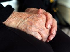 Hundreds of thousands of care home staff may not have received a coronavirus vaccine Peter Byrne/PA)