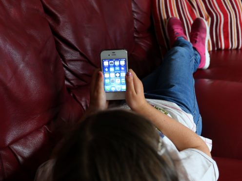 Businesses that provide online services to children have six months to implement the ICO's Age Appropriate Design Code (Peter Byrne/PA)