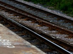 There have been several recent incidents of children playing on the railway line (Lynne Cameron/PA)