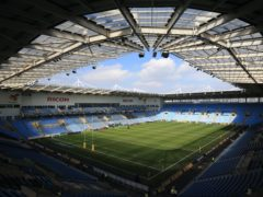 Coventry chief executive Dave Boddy has confirmed the club will continue with plans to build a new stadium, despite announcing a return to the Ricoh Arena (Nigel French/PA)