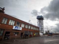 Sanjeev Gupta's GFG alliance owns the Dalzell steel works (Danny Lawson/PA)
