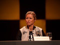 Sabine Schmitz (Andrew Matthews/PA)