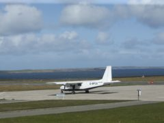 There are plans for remote control towers at some airports including Kirkwall Airport (Danny Lawson/PA)