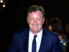 Piers Morgan (Ian West/PA)