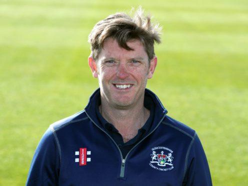 Ian Harvey has taken over as Gloucestershire interim coach following Richard Dawson's departure to become ECB elite pathway coach (David Davies/PA Images).