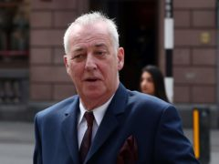 The death occurred at the home of Michael Barrymore in 2001 (PA)