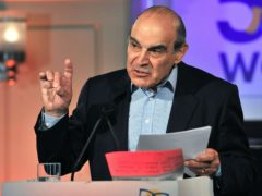 Sir David Suchet (Nick Ansell/PA)