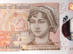 Calls have been made for more women to be celebrated on banknotes (Steve Parsons/PA)
