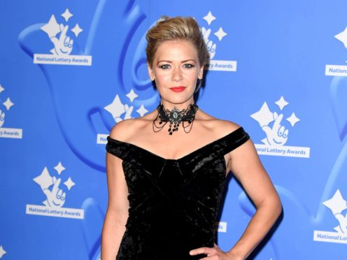 Suzanne Shaw (Lauren Hurley/PA)