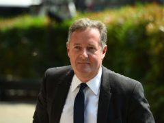 Piers Morgan started in print journalism (Kirsty O'Connor/PA)