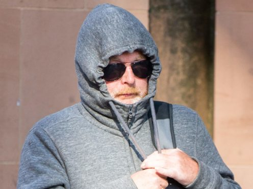 Paedophile George Ormond was jailed in 2018 for 20 years (PA)