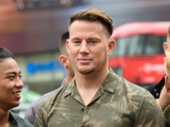 Channing Tatum (Matt Crossick/PA)