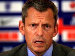 Former Football Association chief executive Martin Glenn has been awarded £100,000 damages (PA)