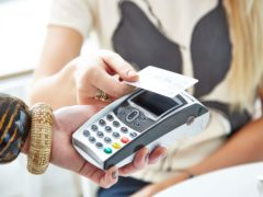 Consumer and banking figures have warned that increasing the contactless payment spending limit could fuel a rise in thefts and fraud (Barclaycard/PA)