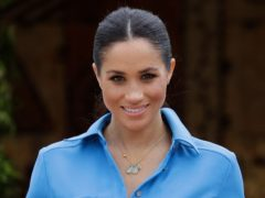Meghan in Tonga (The Princess of Wales on Panorama /PA)