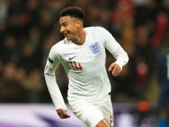 Jesse Lingard is back in the England squad (Mike Egerton/PA)