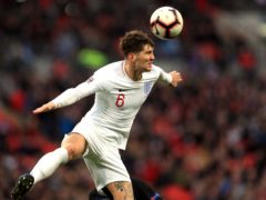 John Stones hopes his return to the England squad can be rewarded with silverware (Mike Egerton/PA)