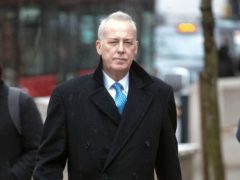 Stuart Lubbock's body was found in Michael Barrymore's swimming pool at his Roydon home in 2001 (PA)