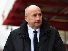 Accrington manager John Coleman (Anthony Devlin/PA)