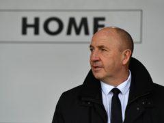 John Coleman's Accrington returned to winning ways (Anthony Devlin/PA)