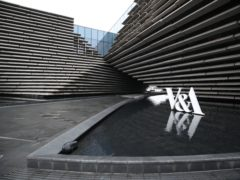 The V&A Dundee museum is to become Scotland's centre for design (Jane Barlow/PA)