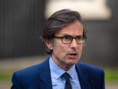 ITV News political editor Robert Peston (Dominic Lipinski/PA)