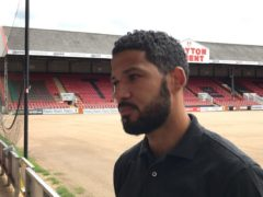Jobi McAnuff's Leyton Orient were held at home by Scunthorpe (Stephen Jones/PA)