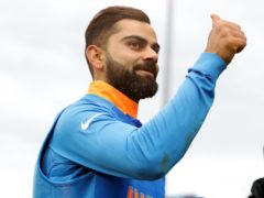 Virat Kohli insists England are favourites to win the T20 World Cup later this year (Martin Rickett/PA)