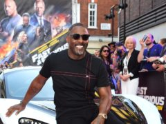 Idris Elba attending a special screening of Fast & Furious Presents: Hobbs and Shaw (Matt Crossick/PA)