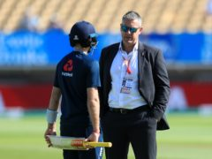 Ashley Giles, right, is supportive of England's players competing in the Indian Premier League (Mike Egerton/PA)