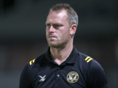 Newport County manager Michael Flynn (Nick Potts/PA)
