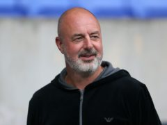 Keith Hill wants his side to adopt a different mindset to achieve their goals (Richard Sellers/PA)