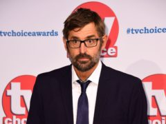 Louis Theroux (Matt Crossick/PA)
