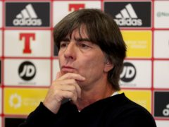 Joachim Low will step down as Germany boss after Euro 2020 (Liam McBurney/PA).