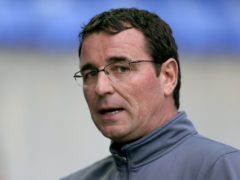 Gary Bowyer is taking charge of his first home game as Salford boss (Richard Sellers/PA)