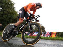 Double world champion Anna Van Der Breggen plans to retire at the end of this season (Bradley Collyer/PA)