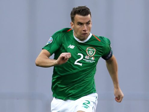 Republic of Ireland skipper Seamus Coleman is dreaming of a World Cup adventure (Steven Paston/PA)