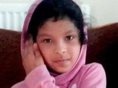 Evha Jannath drowned after falling into 12ft of water at Drayton Manor theme park in 2017 (Family/PA)