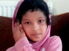Evha Jannath, 11, who drowned after falling into 12ft of water at Drayton Manor theme park (Family/Staffordshire Police)