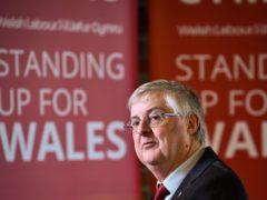 Welsh Labour leader Mark Drakeford (PA)